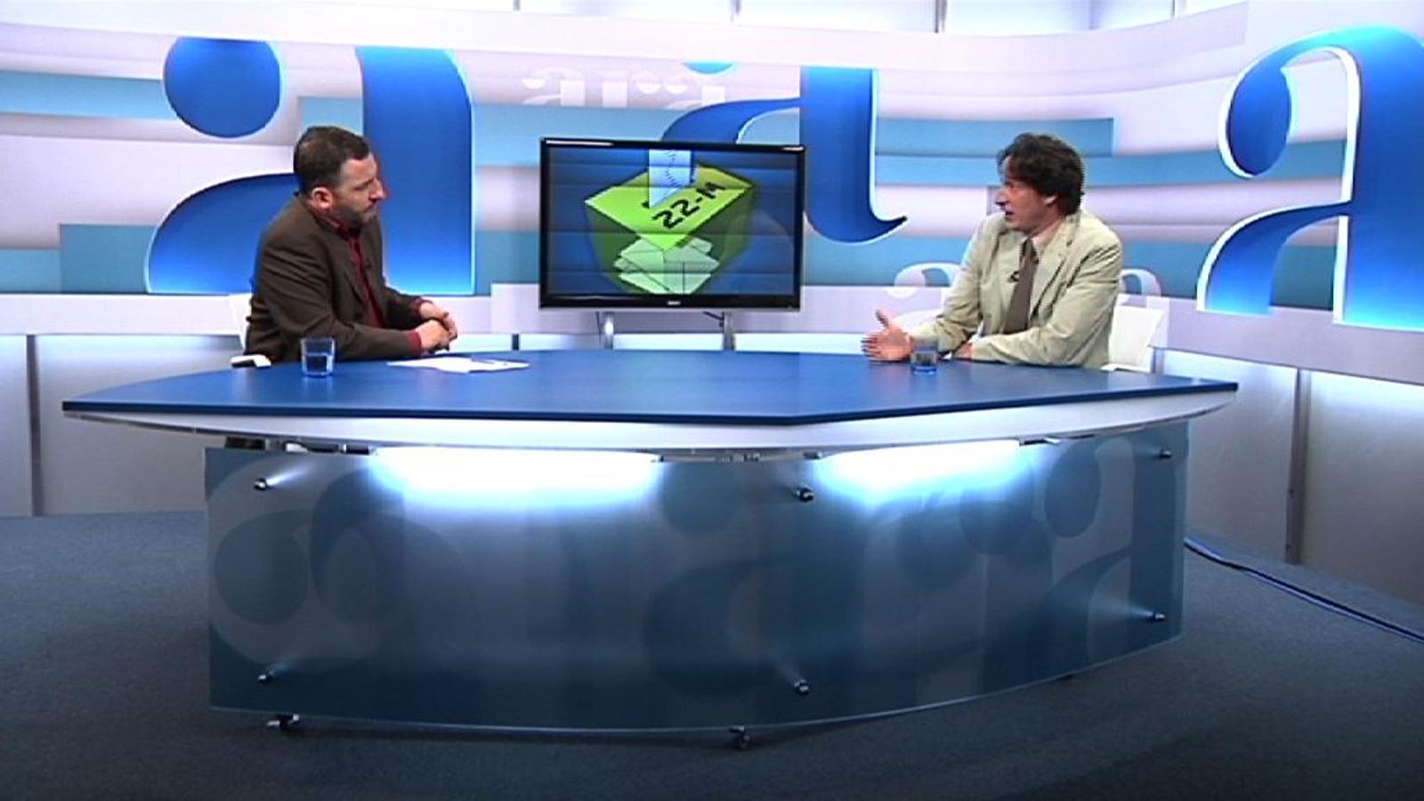 Toni Soler entrevista Jordi Portabella