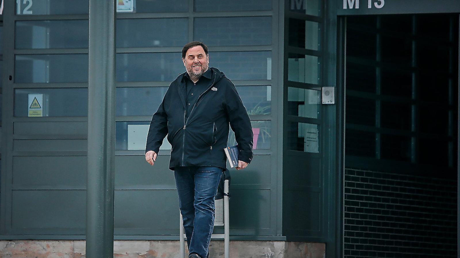 """Oriol Junqueras: """"Exigim a Sánchez codirigir l'operatiu del desconfinament"""""""