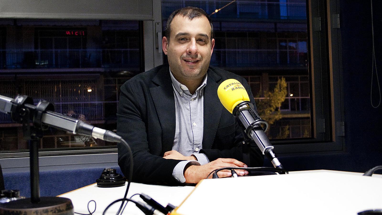 """RICARD TORQUEMADA : """"Quim Puyal és insubstituïble i únic, transcendeix el futbol"""""""