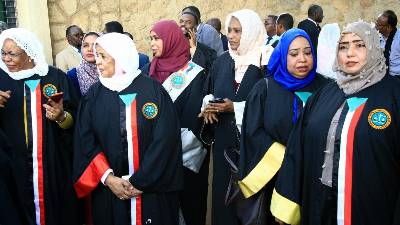 La farmacèutica que fa la revolució al Sudan