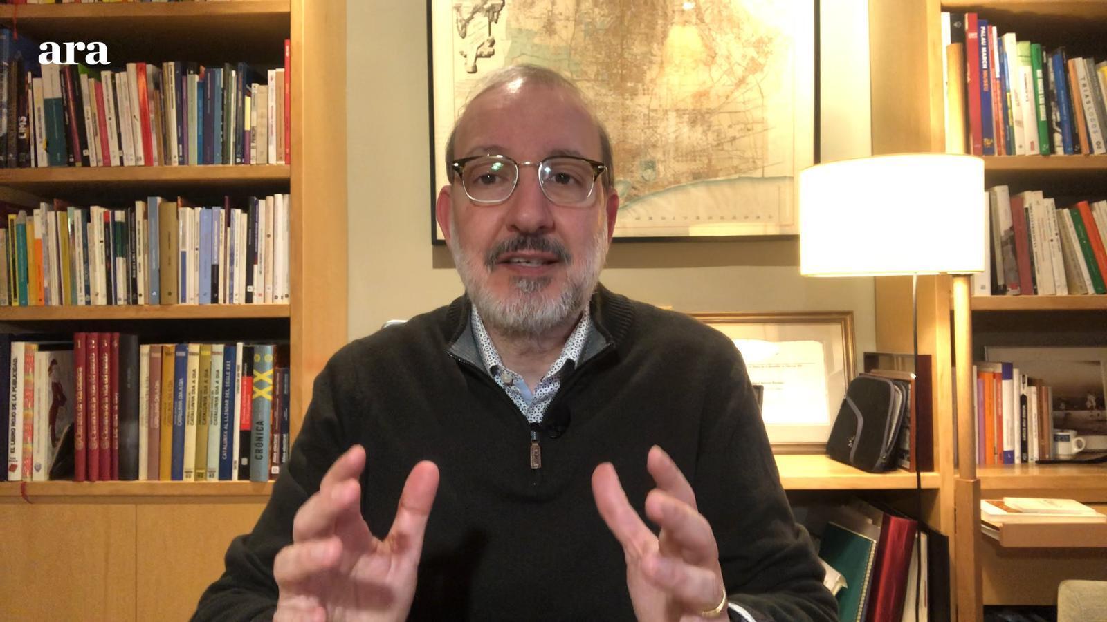 Confinats fins a l'11 d'abril: les claus del dia, amb Antoni Bassas (23/03/2020)