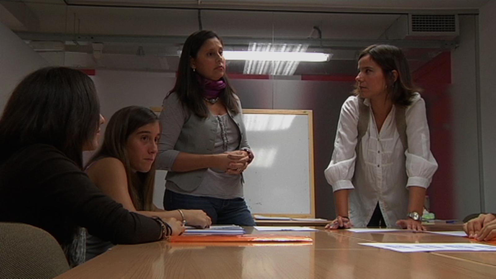 ARA Mestres: Visitem l'escola de cangurs CompassBcn