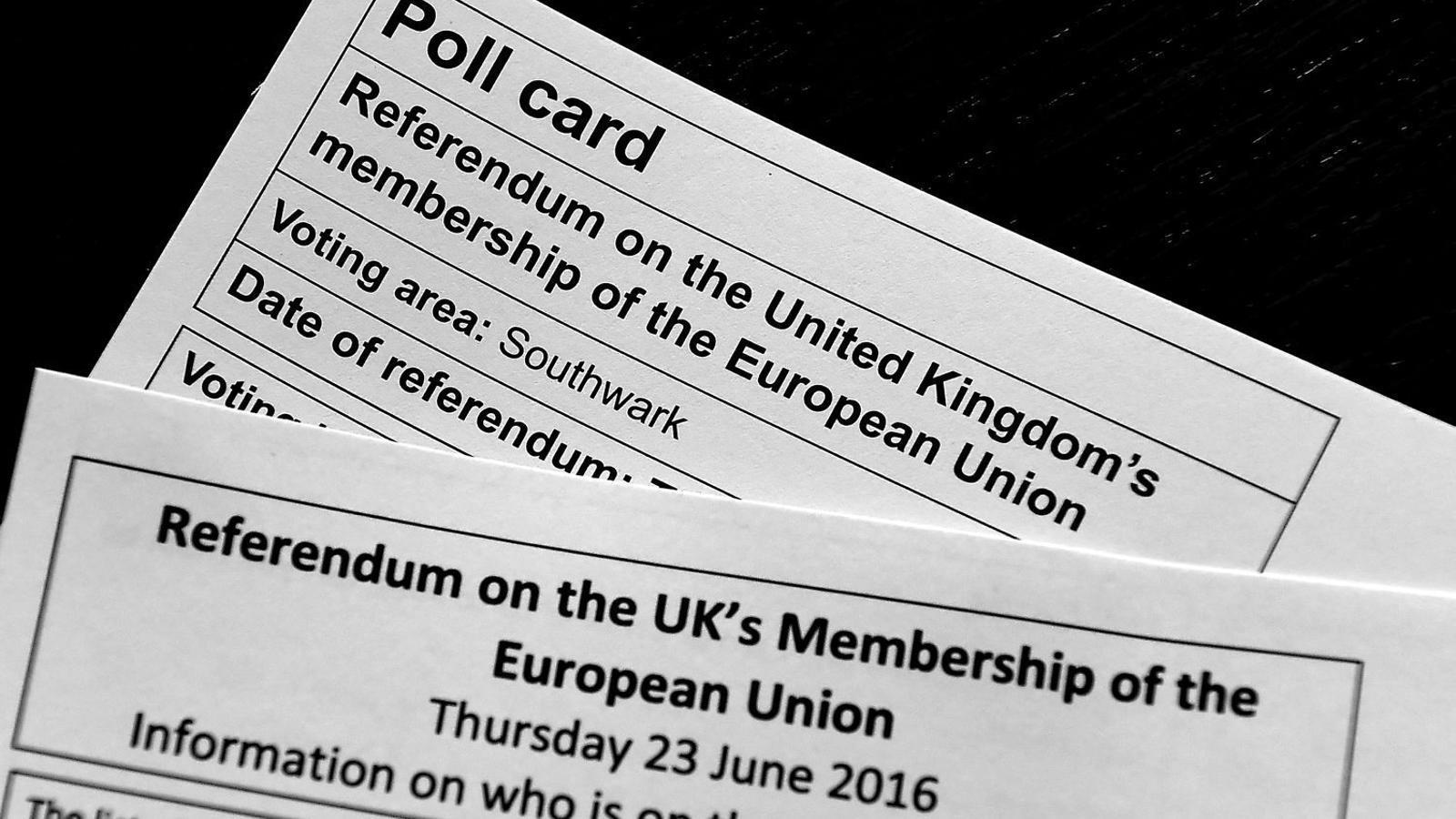 Per un Regne Unit que lideri la UE