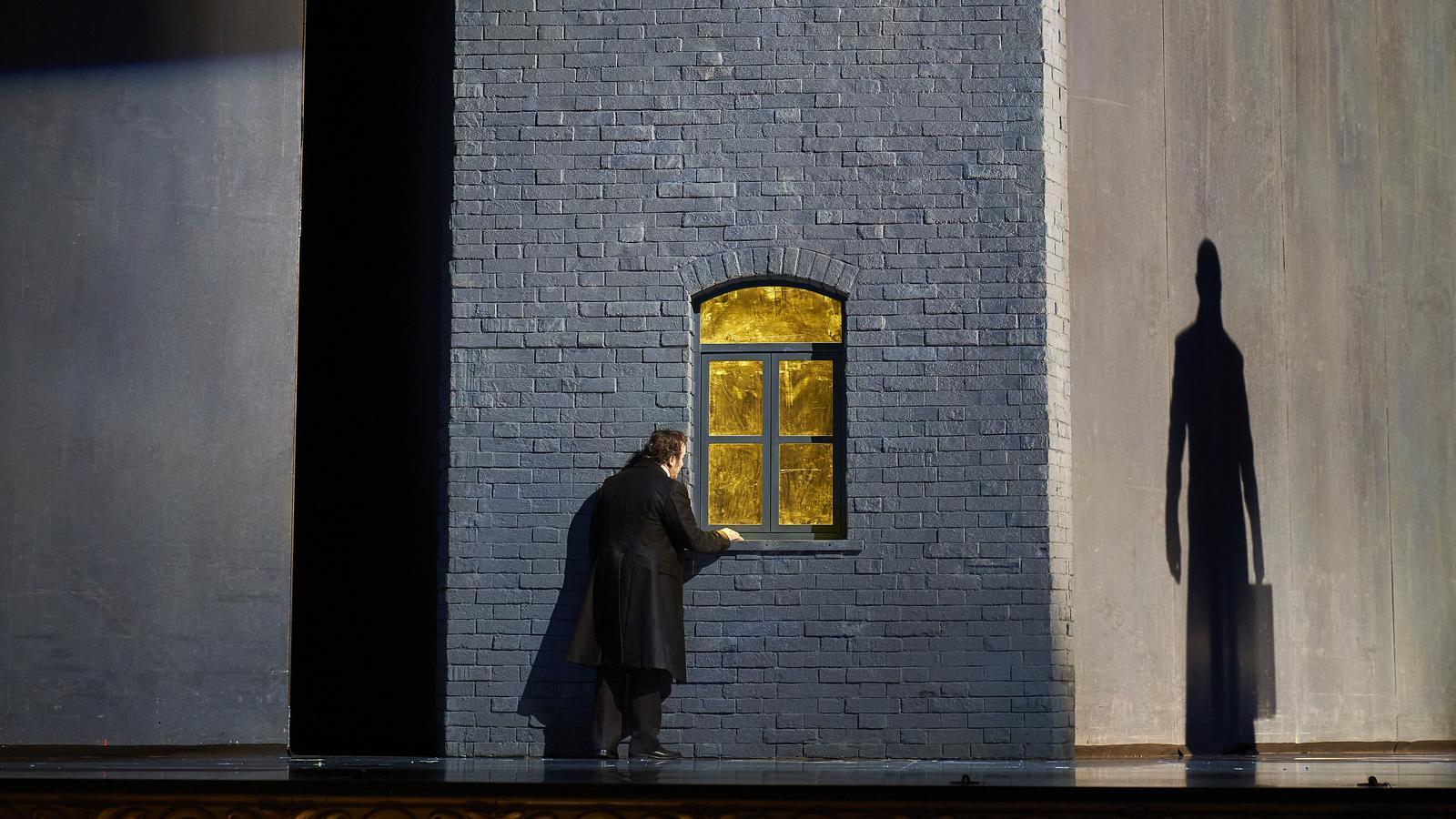 Una imatge de 'Les contes de Hoffmann'.
