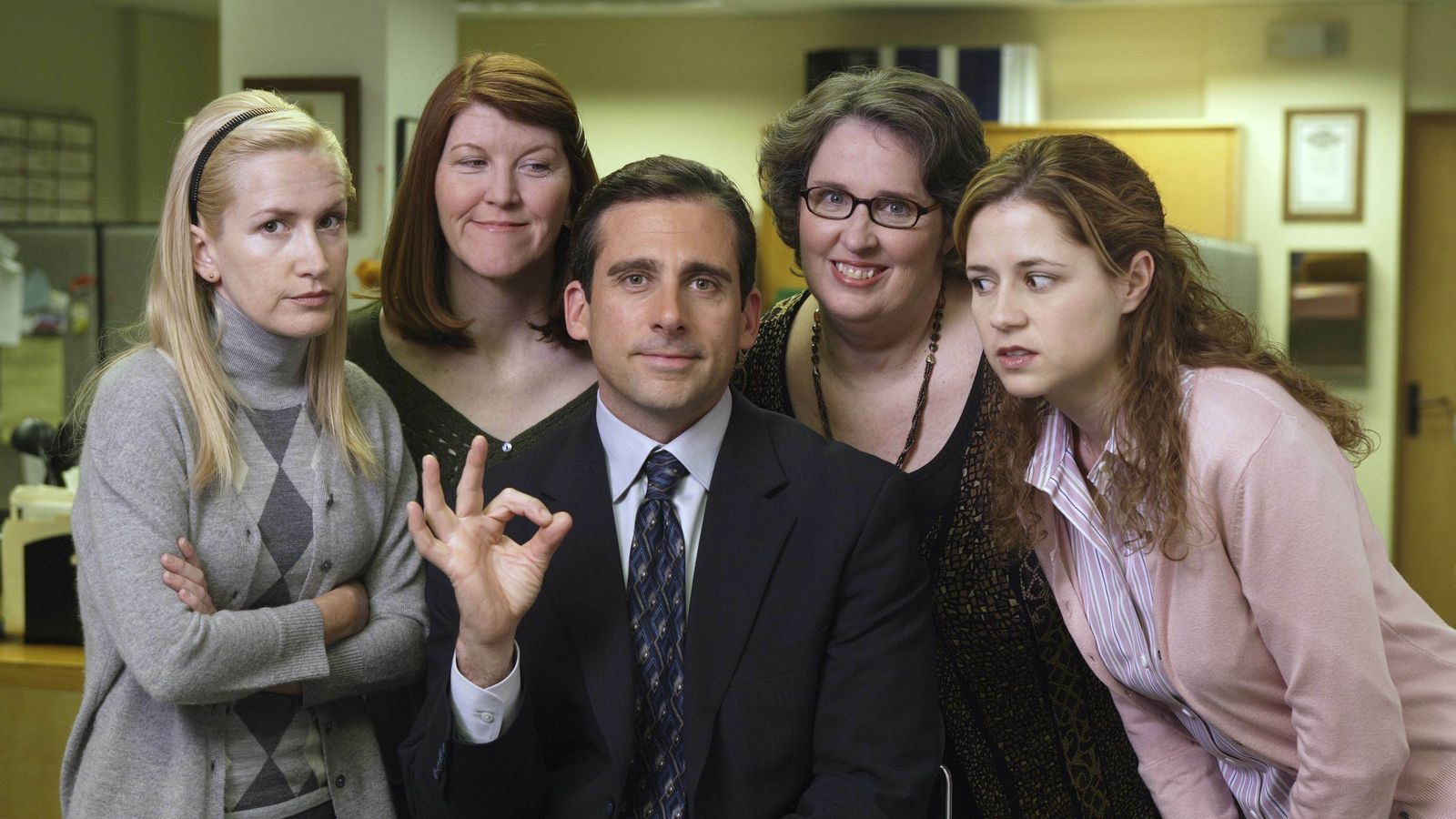 Per què torno a veure 'The office' i 'Friends'?