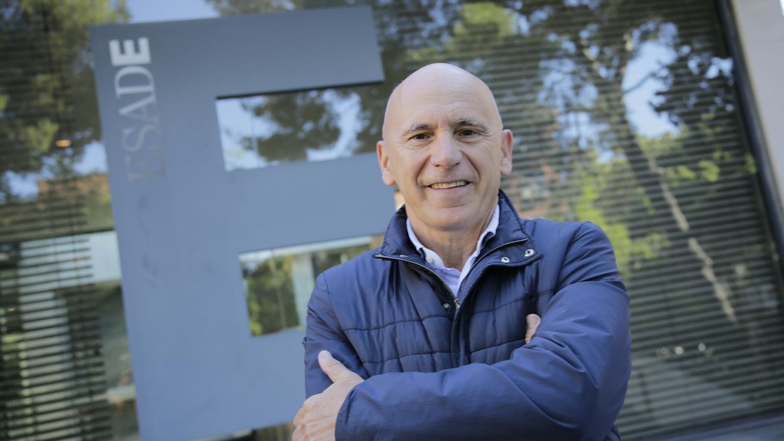 El director d'Esade BAN, Fernando Zallo.