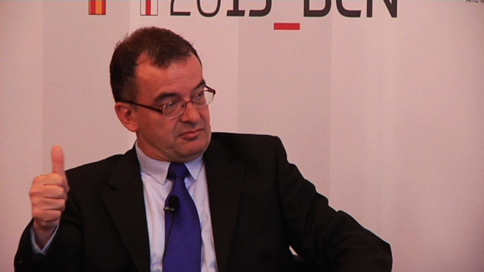 Alfred Bosch sobre possibles pactes: Xavier Trias benvingut al meravellós món d'ERC