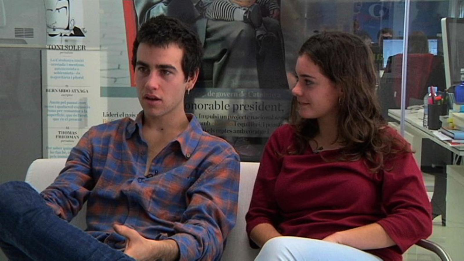 Què trobarem en la segona temporada de 'Polseres vermelles'? Ens ho expliquen dos actors