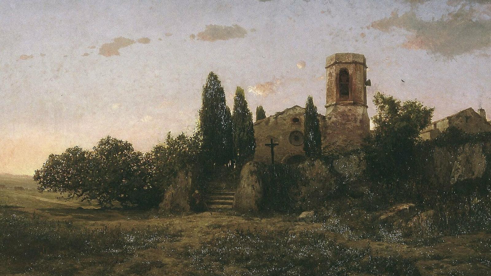 Un pintor elegíaco.  Modesto Urgell (1919)