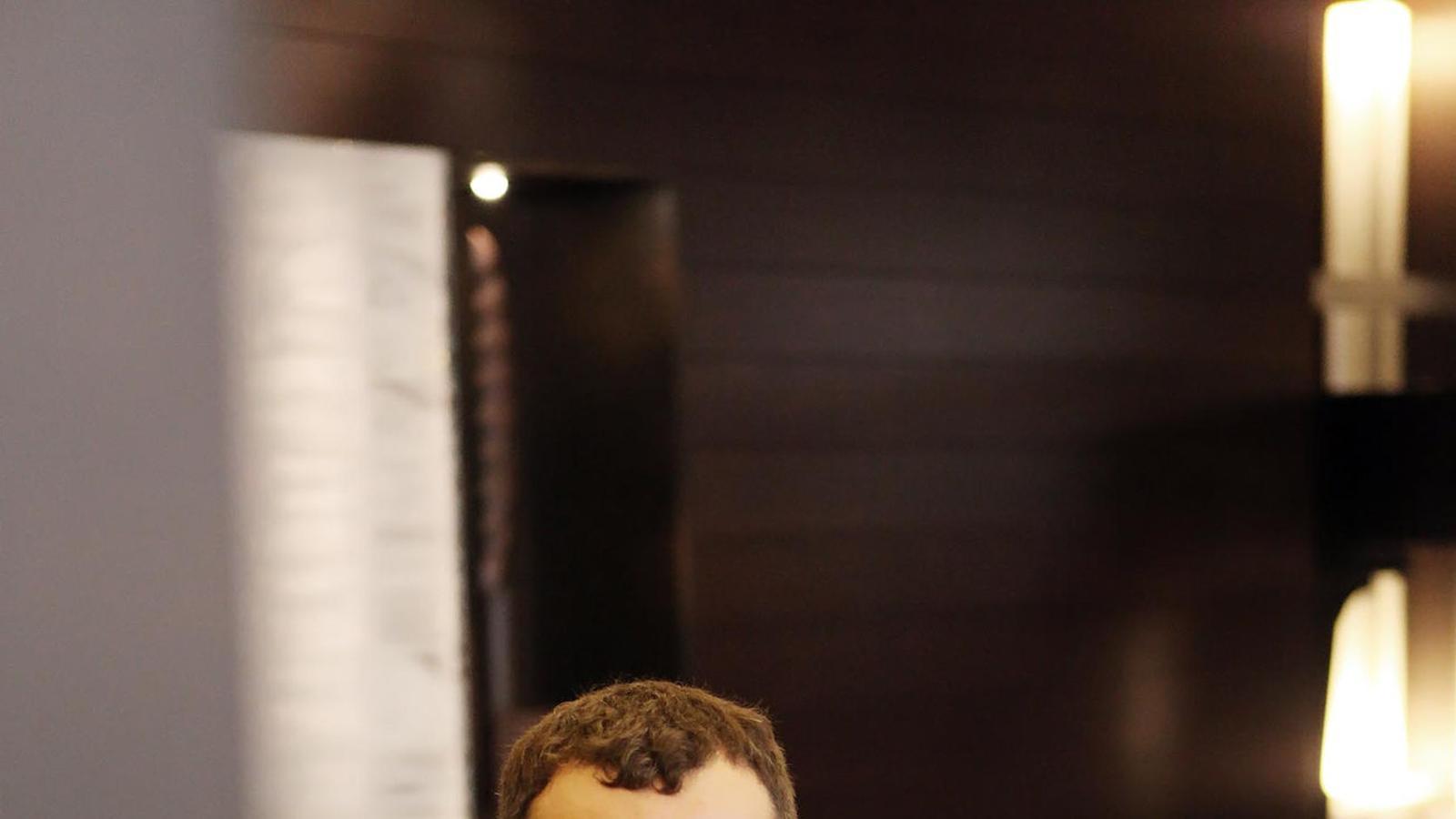 Jorge Javier Vázquez debuta com a escriptor amb La vida iba en serio.