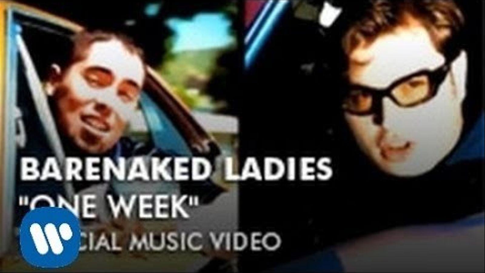 'One week', Barenaked Ladies