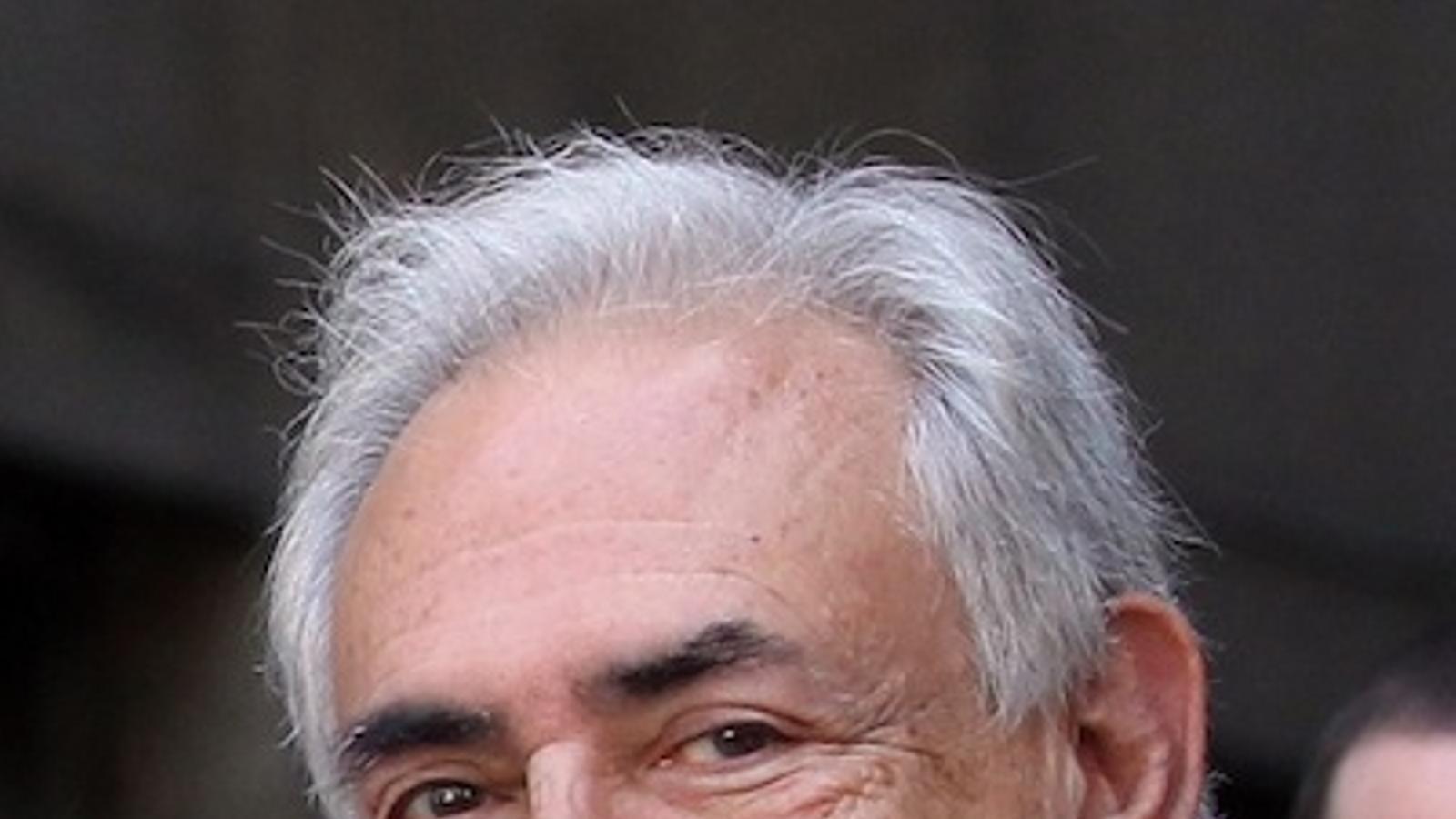 L'exdirector gerent de l'FMI i líder socialista, Dominique Strauss-Kahn
