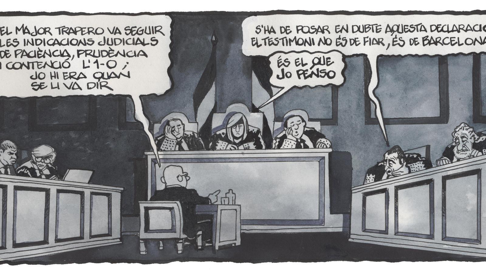 'A la contra', per Ferreres 07/03/2020