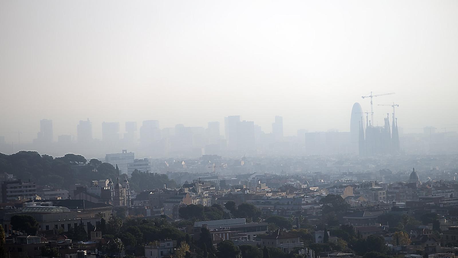 Gas natural, el combustible alternatiu  per ajudar a millorar la qualitat de l'aire