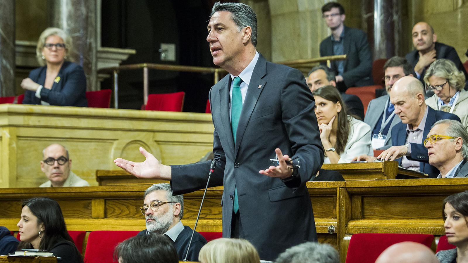 Albiol deixarà l'escó i la presidència del PP