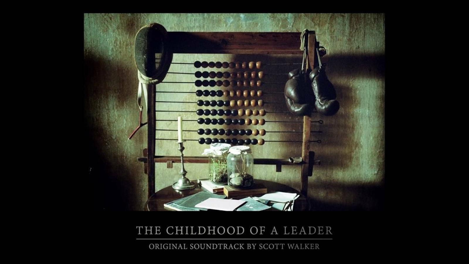 Banda sonora de 'La infància d'un líder'