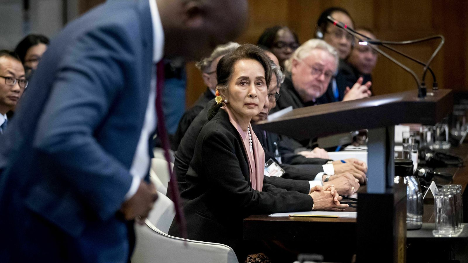San Suu Kyi, d'icona de la pau a defensora de genocides
