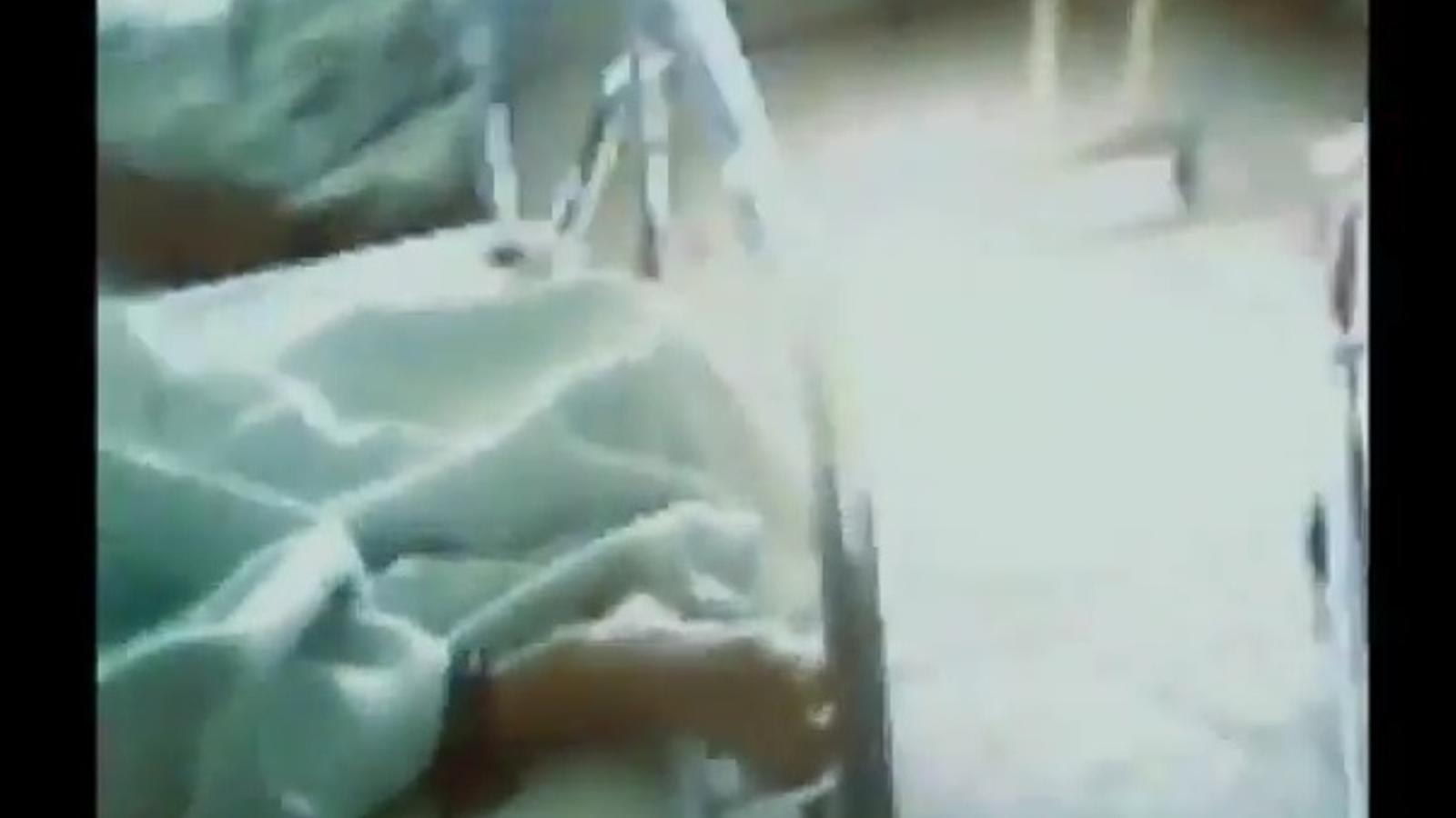 Tortures als hospitals de Homs