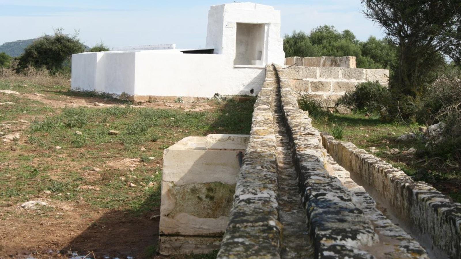 Els aljubs són una prioritat pel GOB i donar solució a la problemàtica de l'aigua que pateix Menorca.