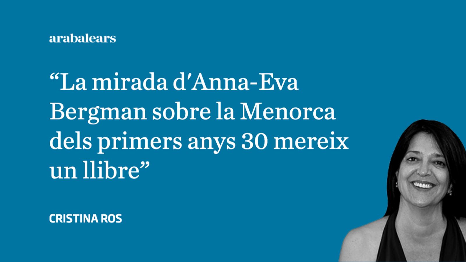 A Menorca tenen el seu 'hivern' inèdit