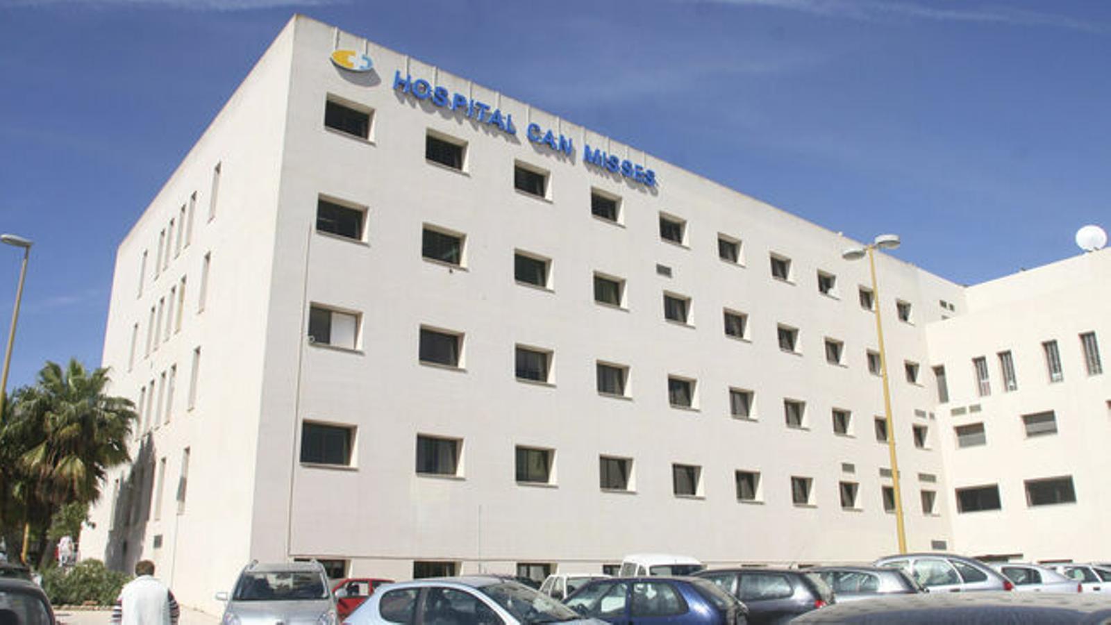 Imatge d'arxiu de l'hospital de Can Misses. / ARA BALEARS
