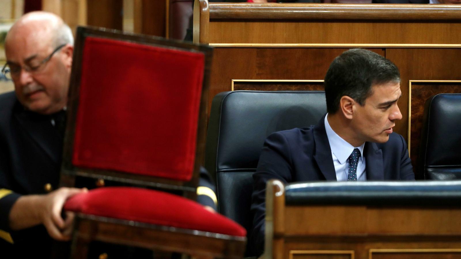 La doble aposta de Pedro Sánchez