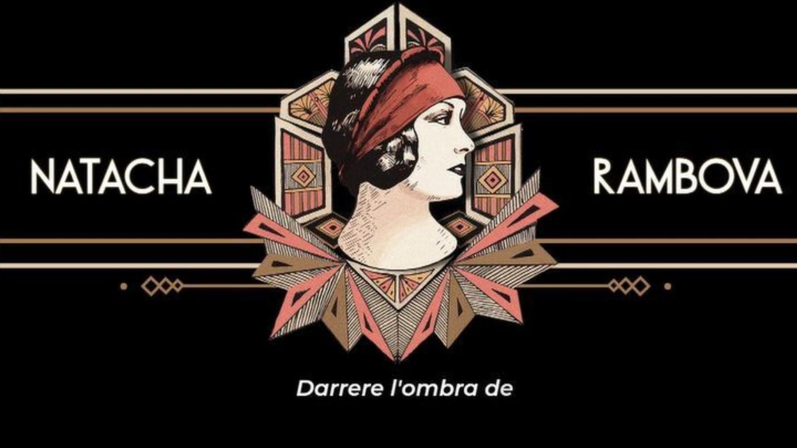Tràiler del documental 'Darrere l'ombra de Natacha Rambova'