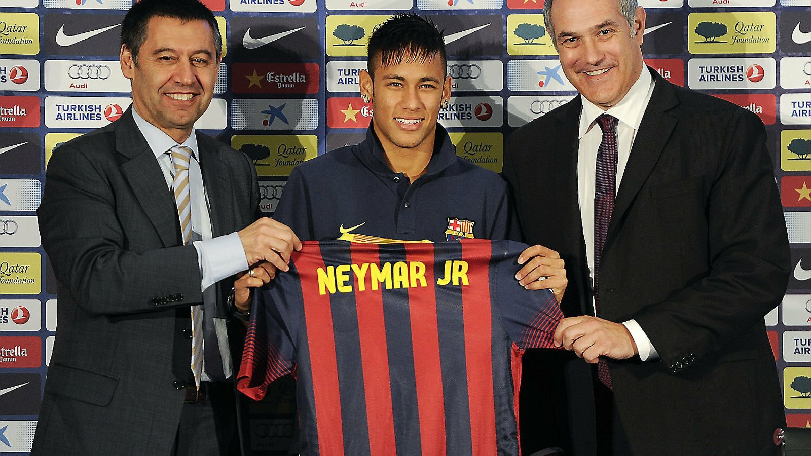 Bartomeu vol passar a l'acció amb Neymar