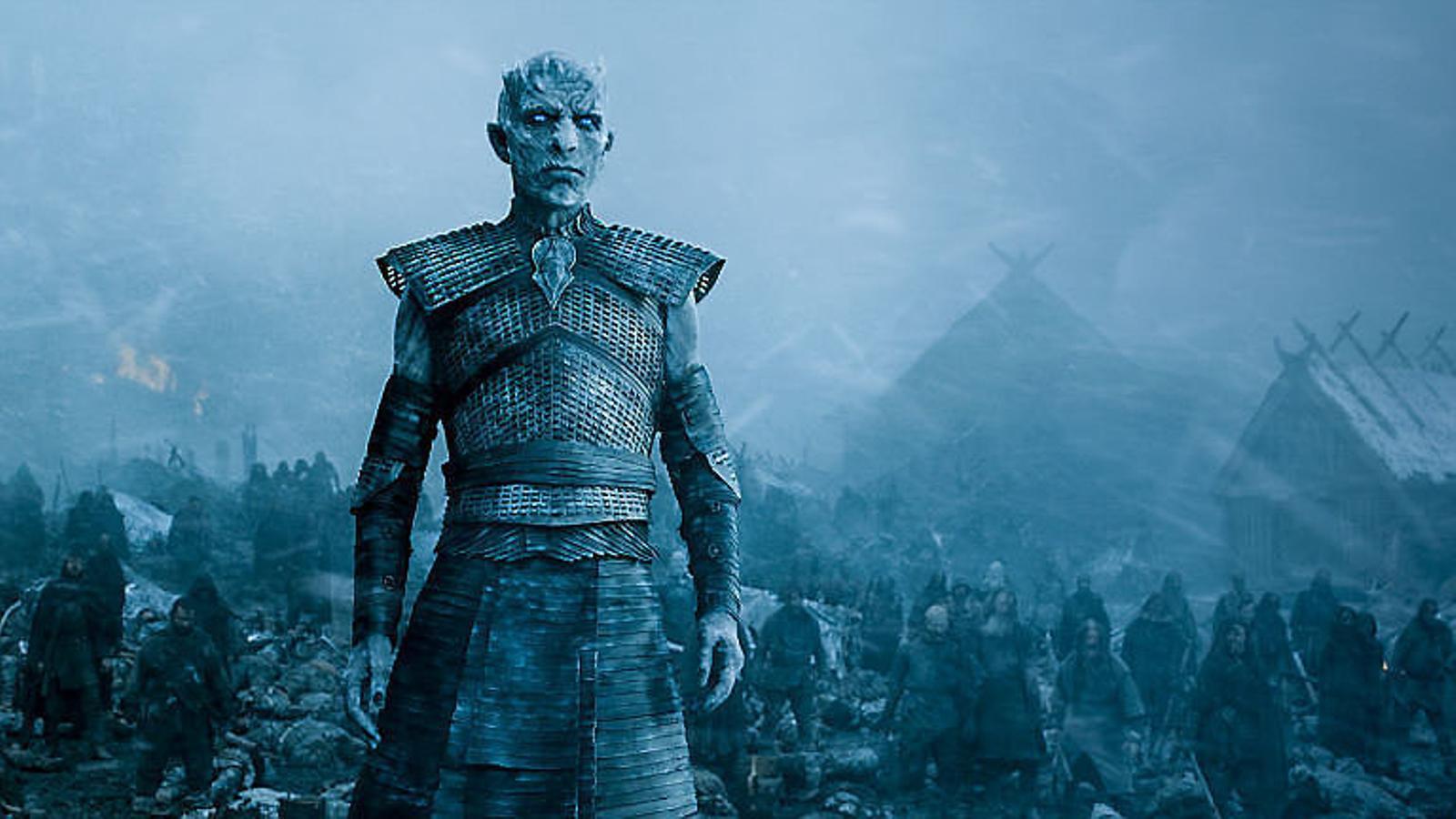 L'èxit del retorn de 'Joc de trons' col·lapsa el servidor de la HBO