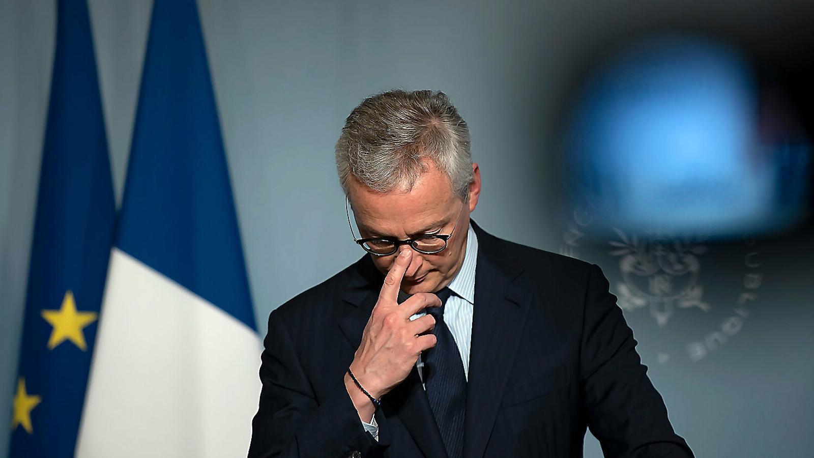 França pateix la pitjor caiguda del PIB des del 1945