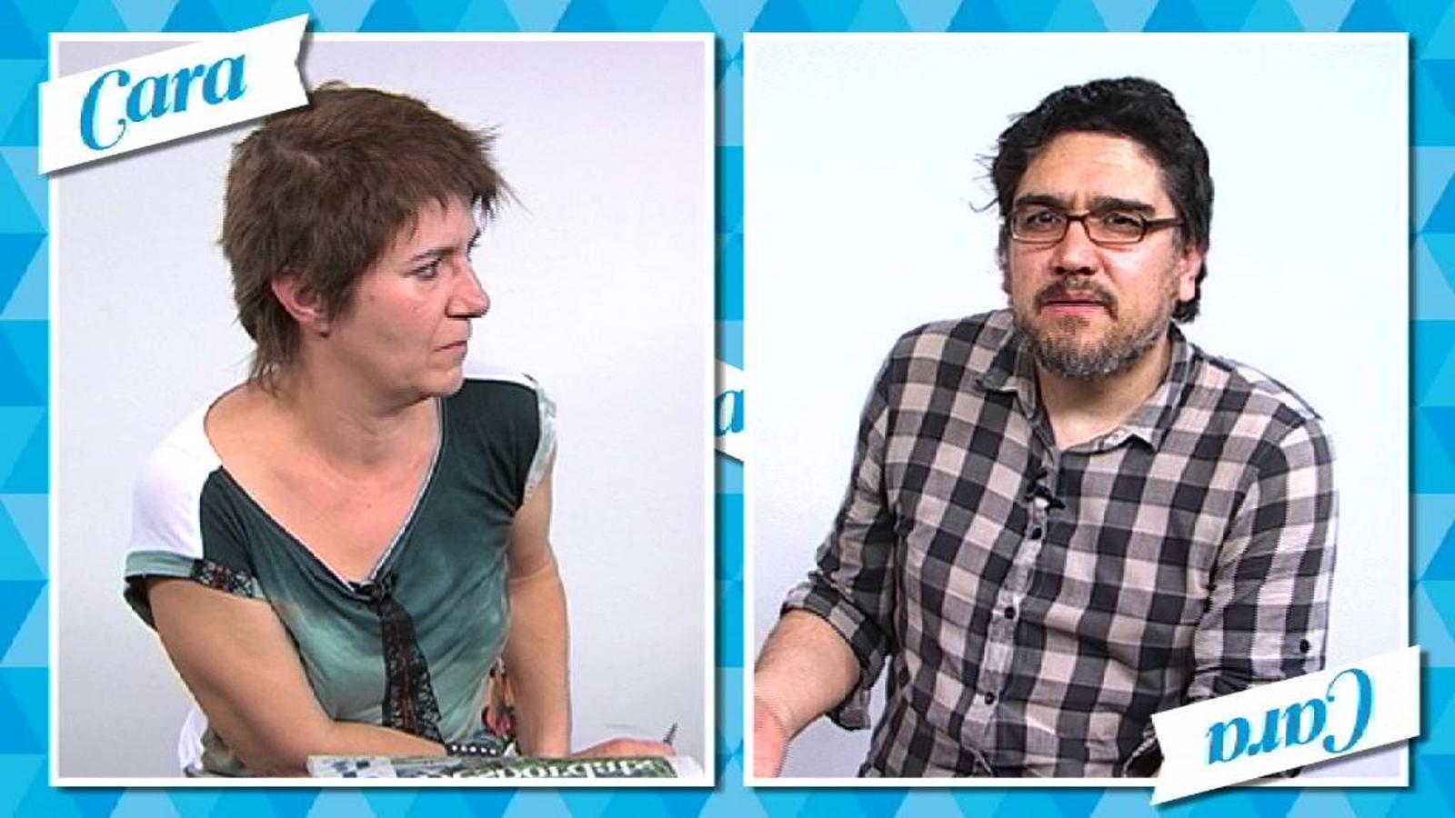 'Play': Empar Moliner i Àlex Torío