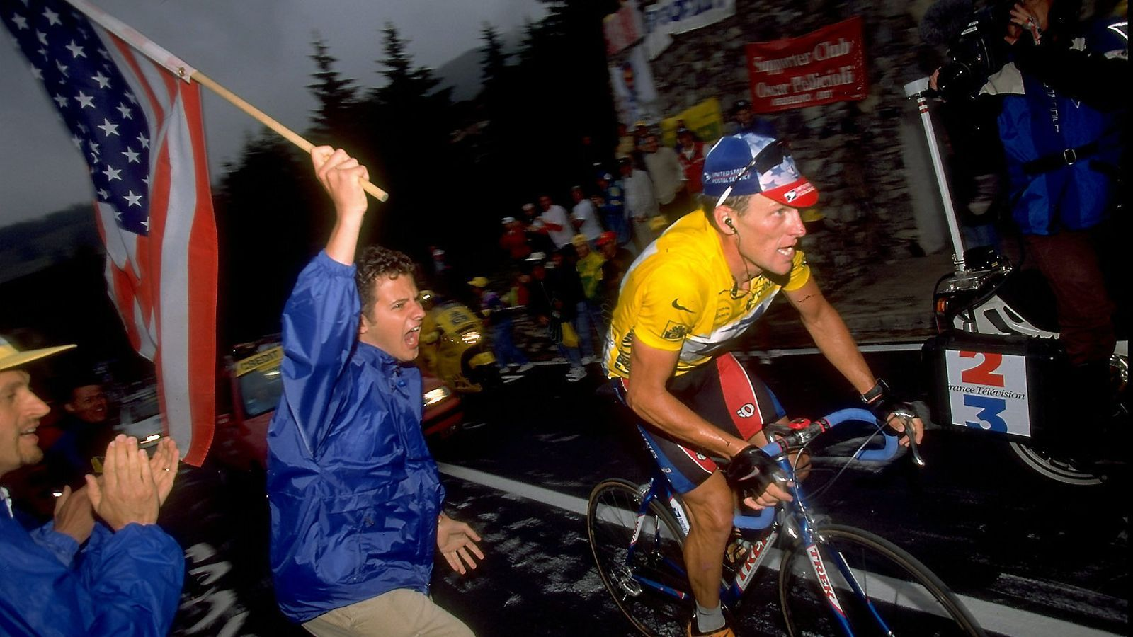 Un heroi devastat per la mentida Lance Armstrong