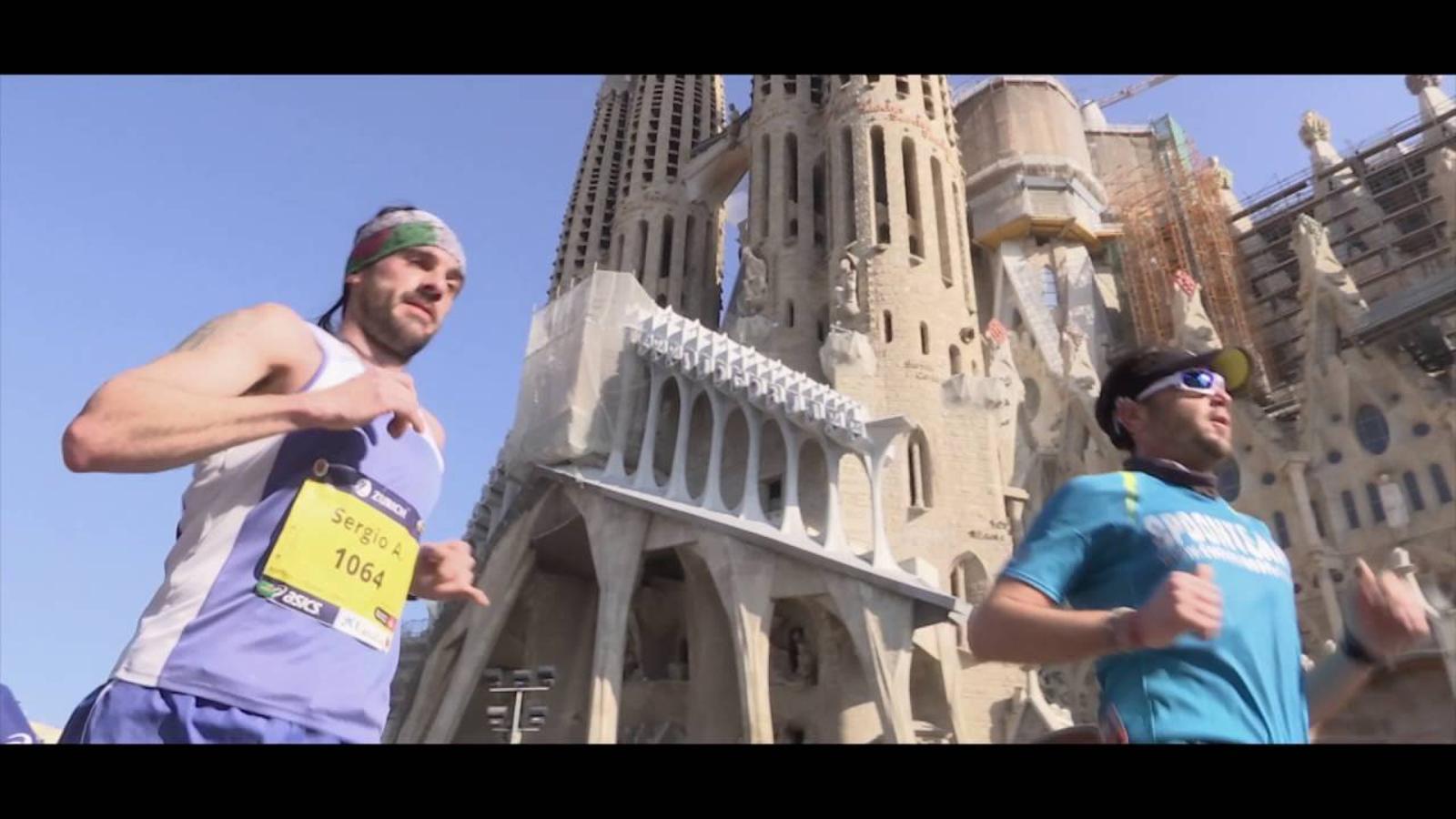 Zurich Marató de Barcelona 2016