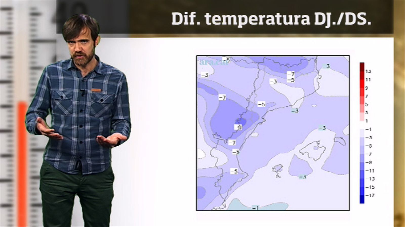 La méteo en 1 minut: cap de setmana amb més fred i tramuntana