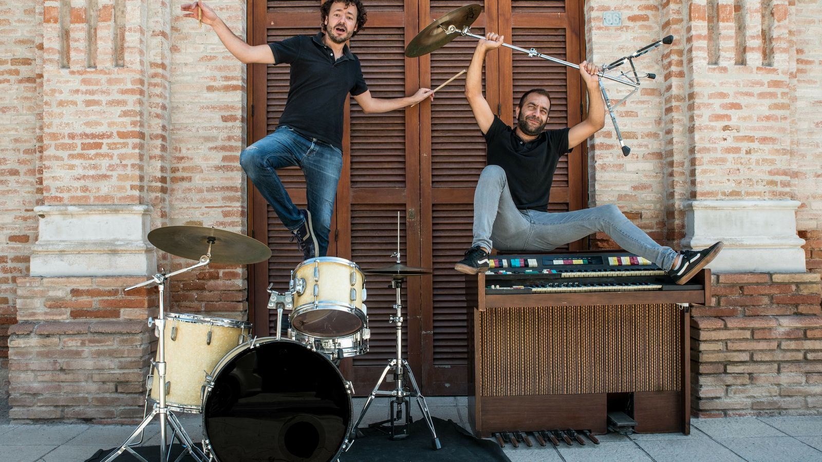 Corcs Drum&Organ