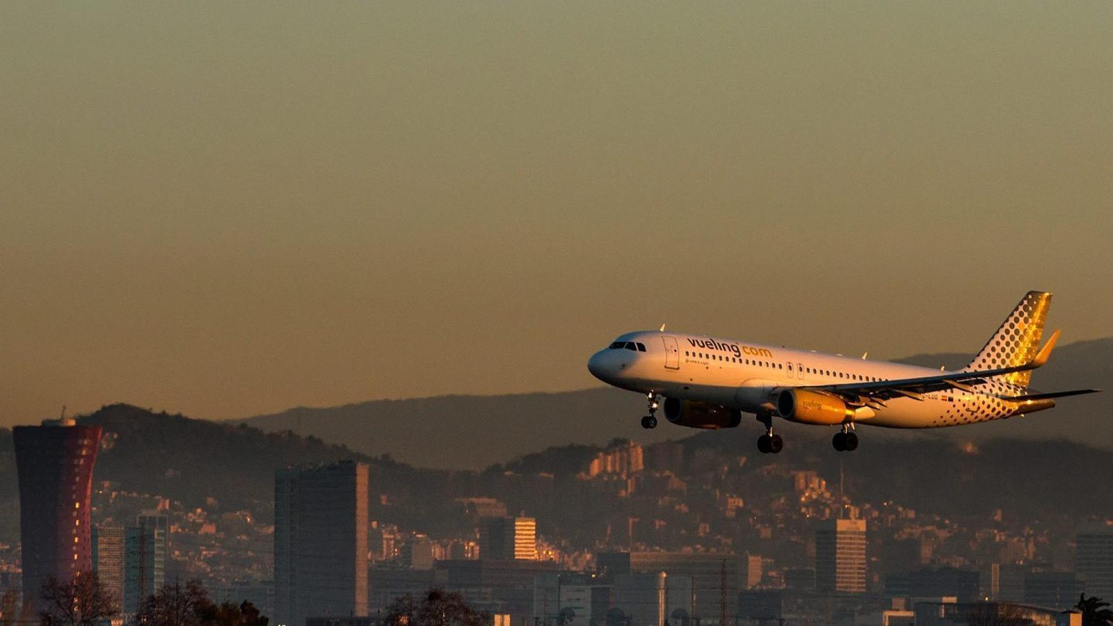 IAG integra les aerolínies Iberia, British Airways, Vueling i Aer Lingus.
