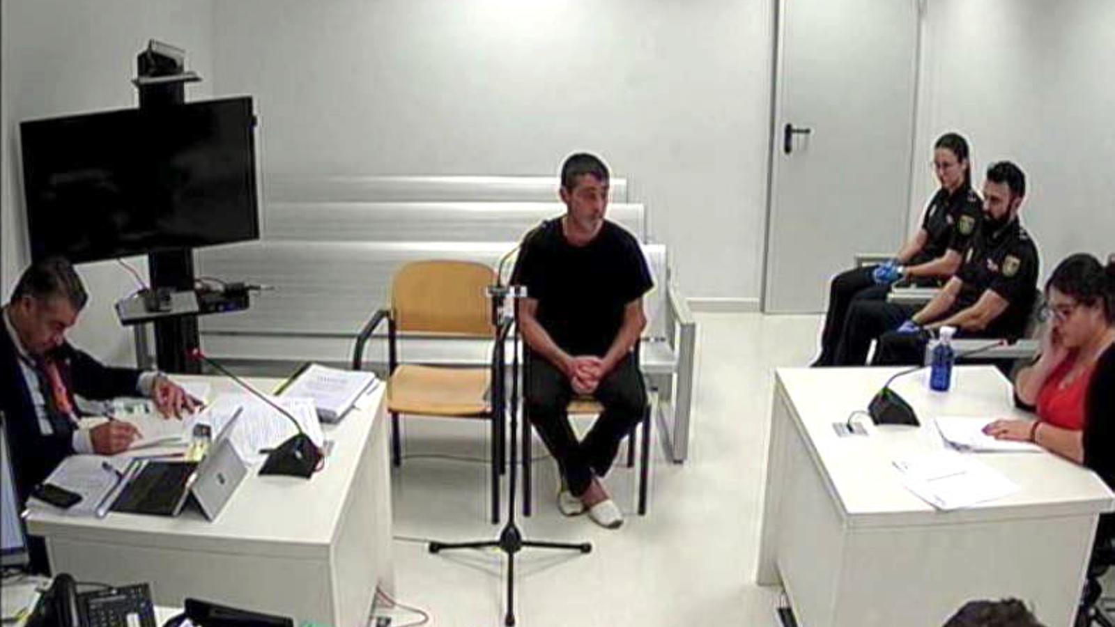 L'Audiència Nacional manté en presó provisional els CDR acusats de terrorisme