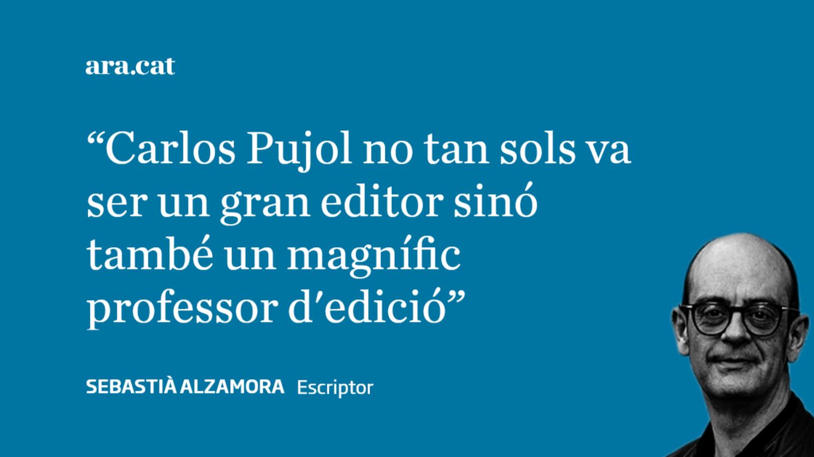 Carlos Pujol i els moments de protecció