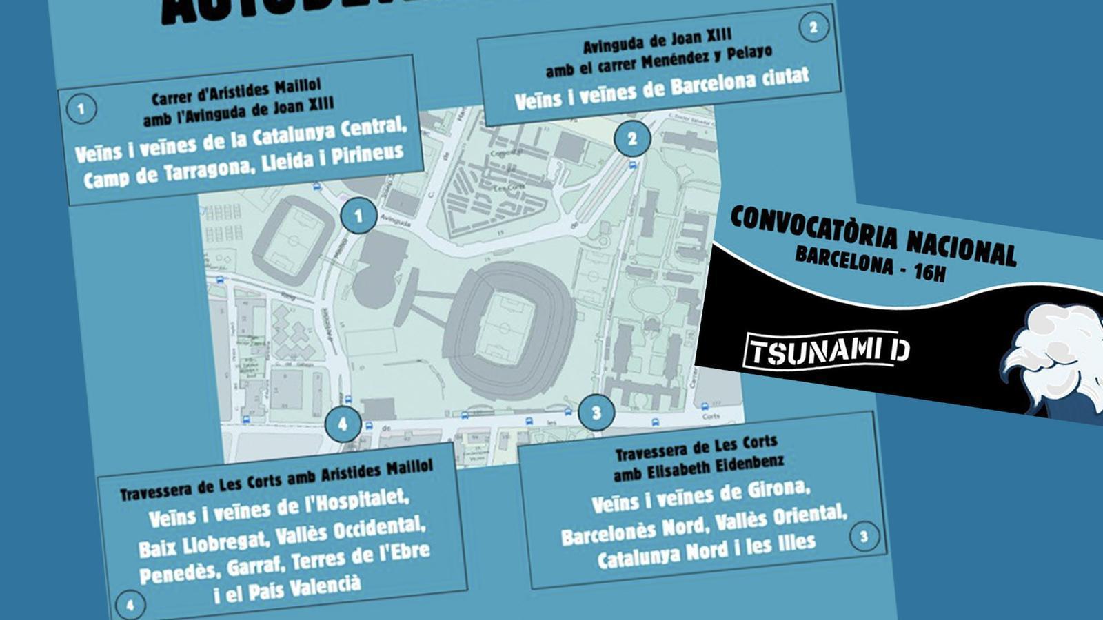L'anàlisi d'Antoni Bassas: 'El Tsunami i els perills d'impedir el Barça-Madrid'