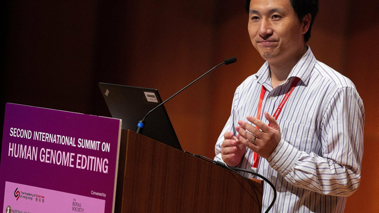 El frau de les bessones editades genèticament a la Xina