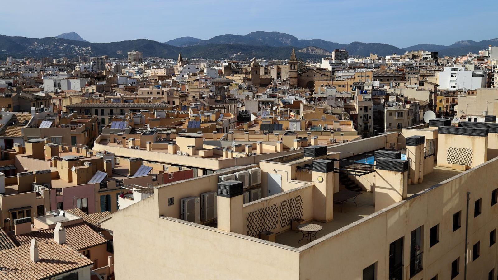 Els europeus dels països rics empenyen l'augment del preu del lloguer a Palma