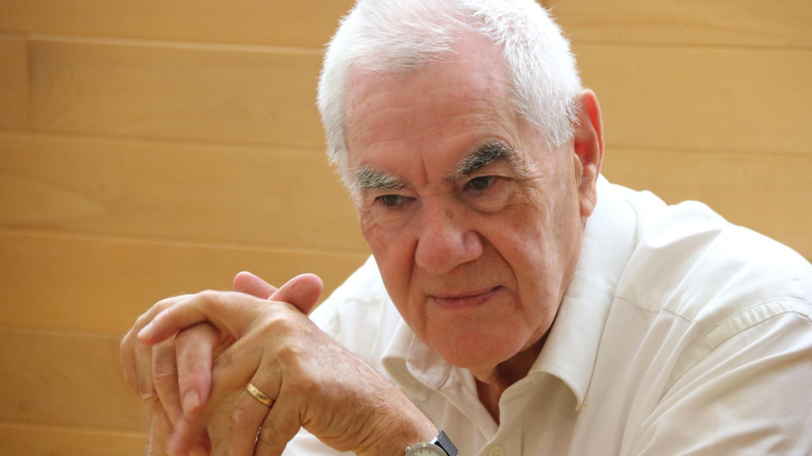 Maragall acusa Colau d'haver-se desplaçat a la dreta
