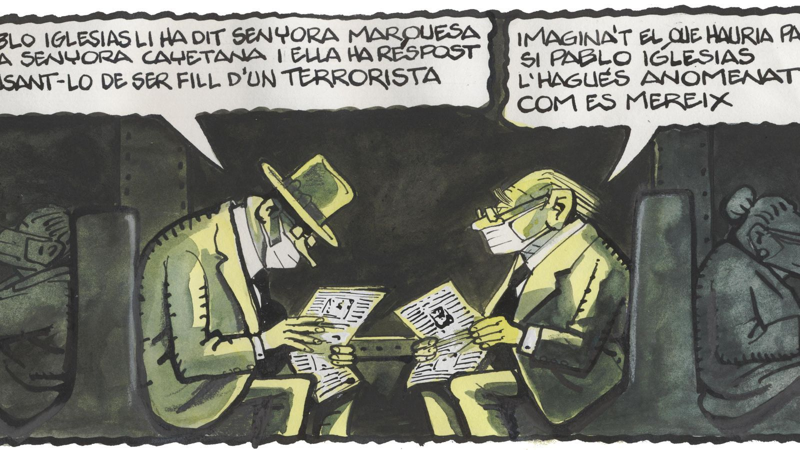 'A la contra', per Ferreres 29/05/2020