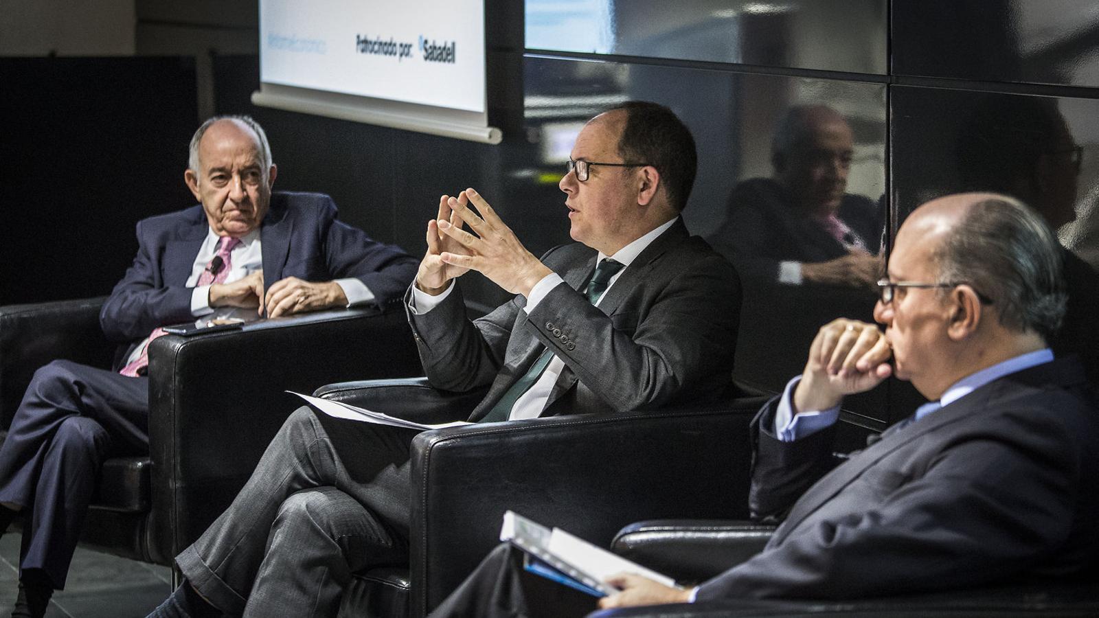 Crònica: Els 40.000 M€ del rescat, reduïts a 'peladillas'