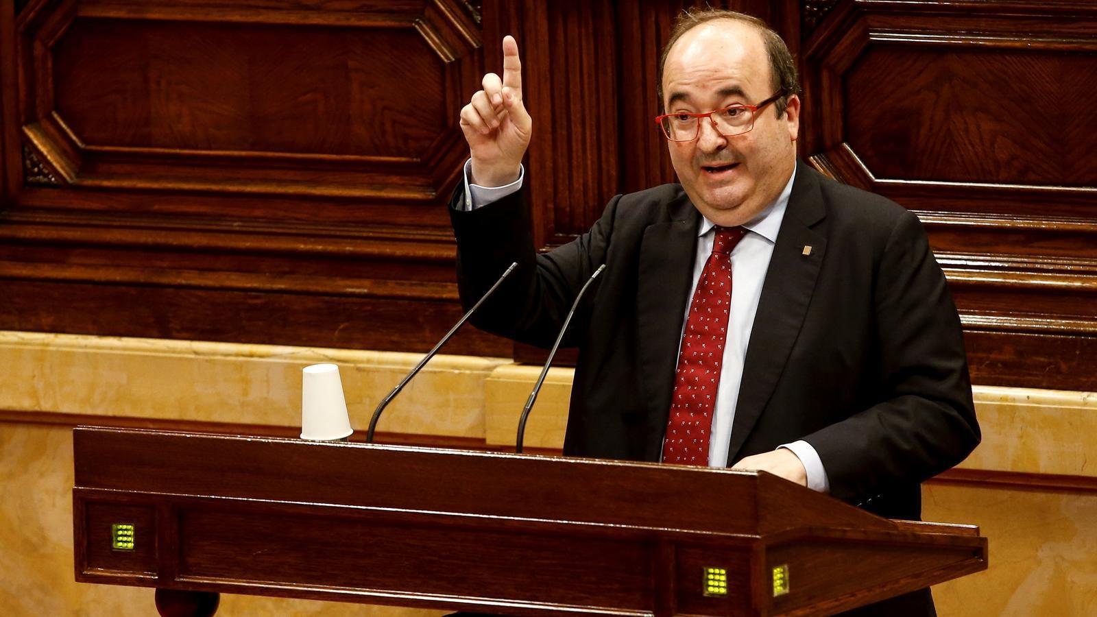 L'oposició critica la gestió de la pandèmia per part del Govern i li retreu la manca de diàleg