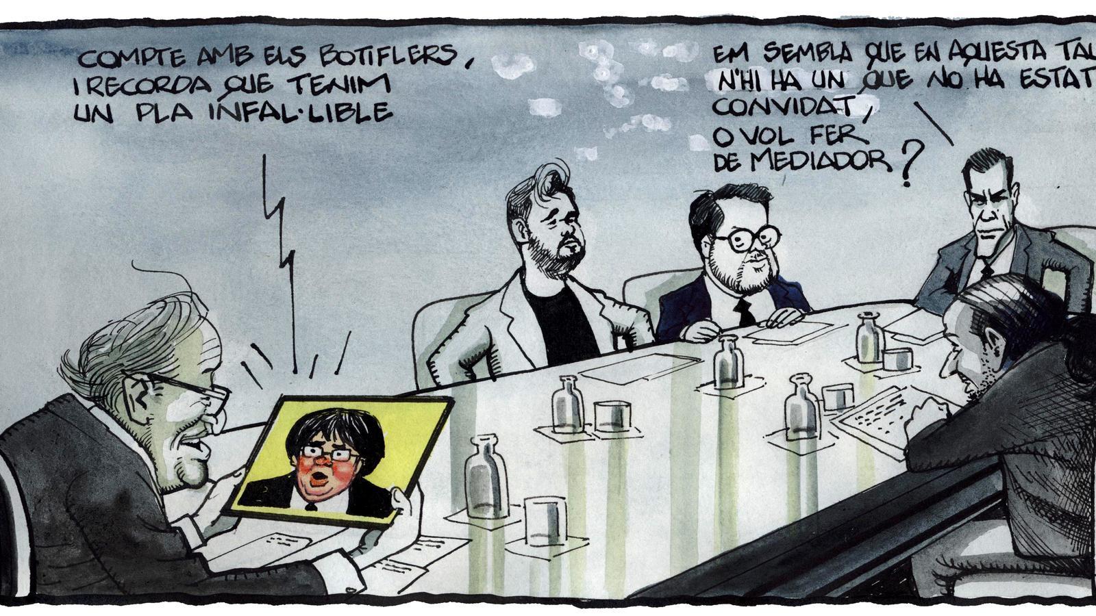 'A la contra', per Ferreres 15/02/2020