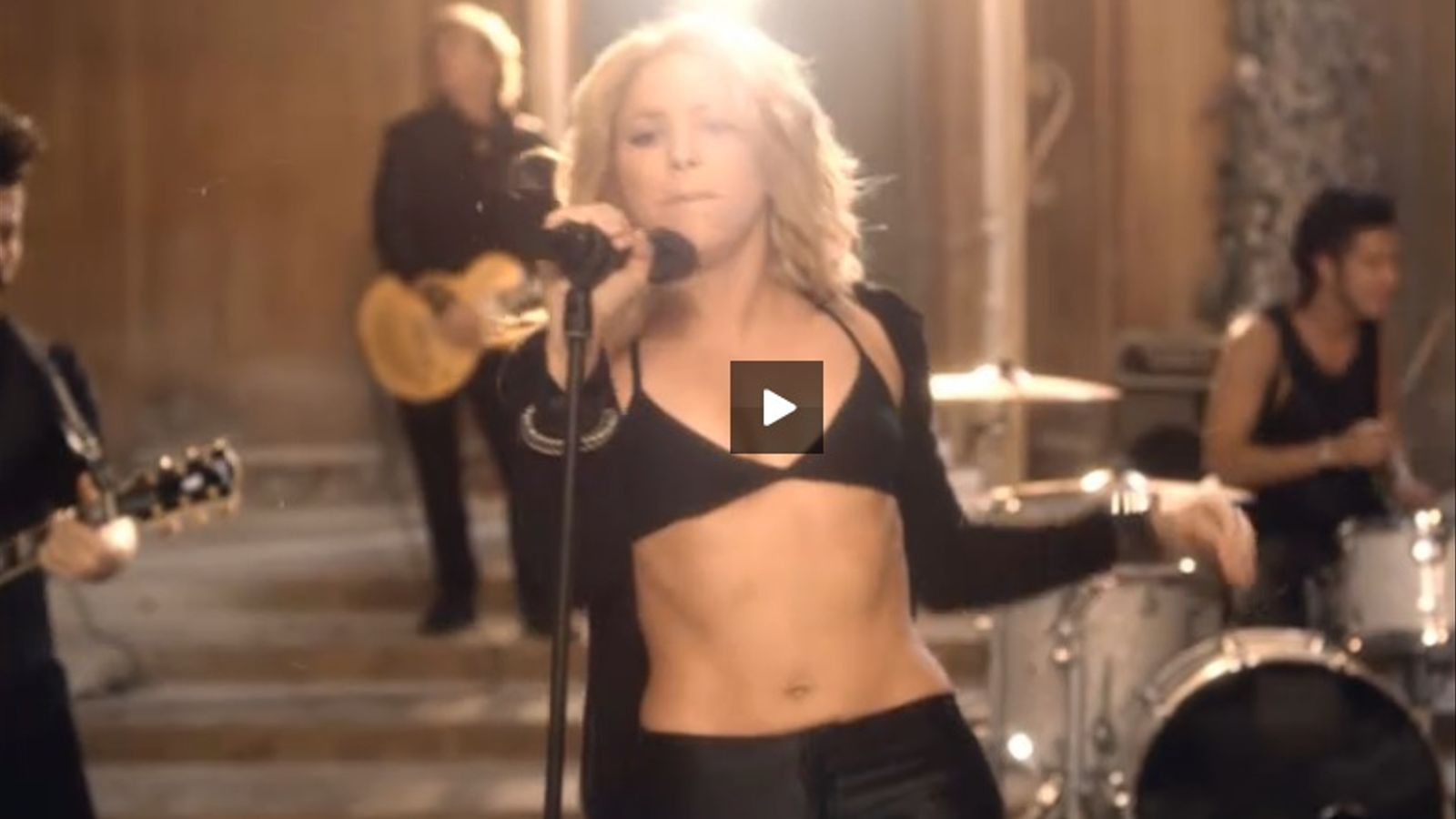 Shakira estrena el videoclip a partir del qual es va fer l'anunci de Freixenet