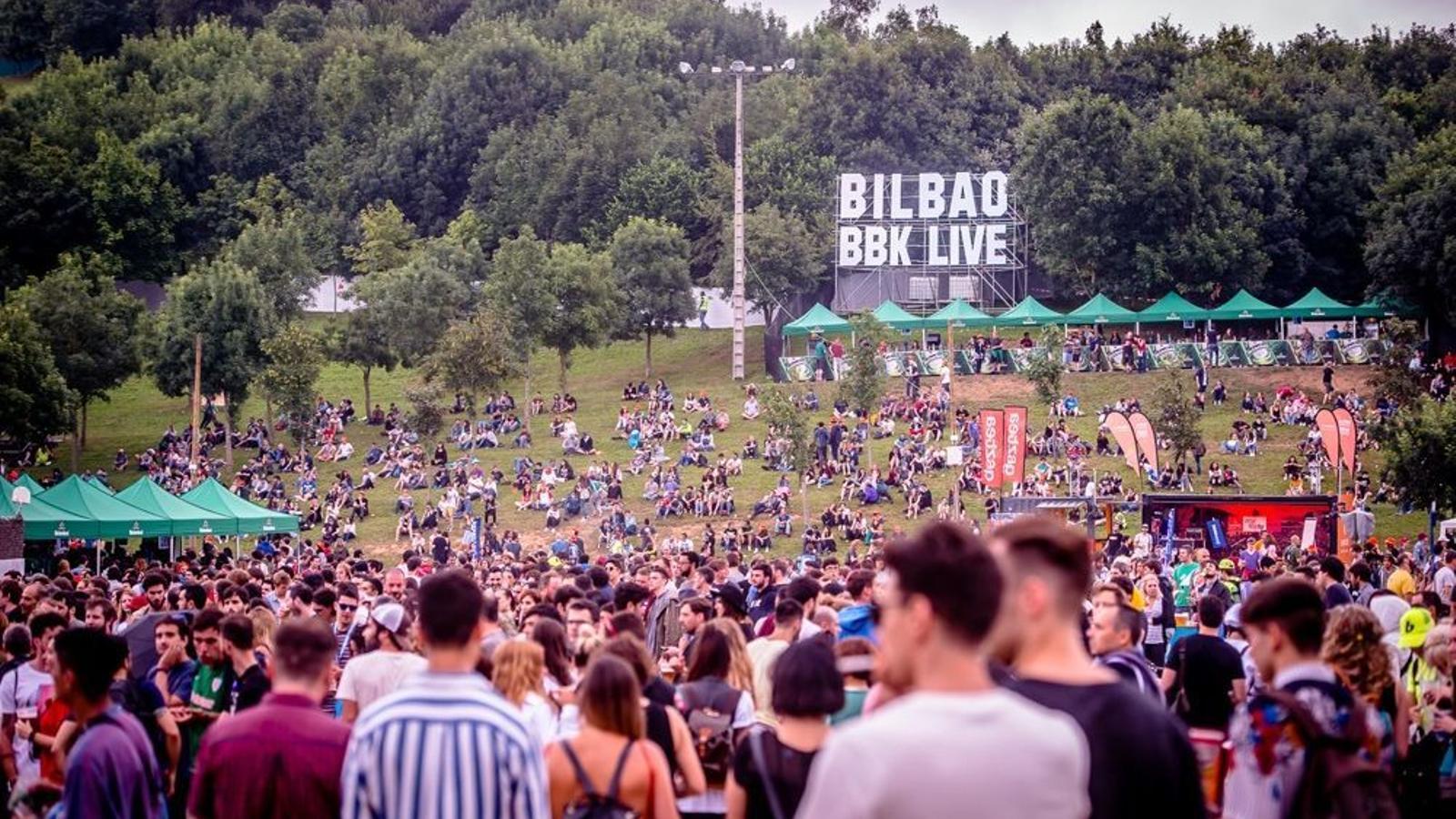 Festival Bilbao BBK Live.