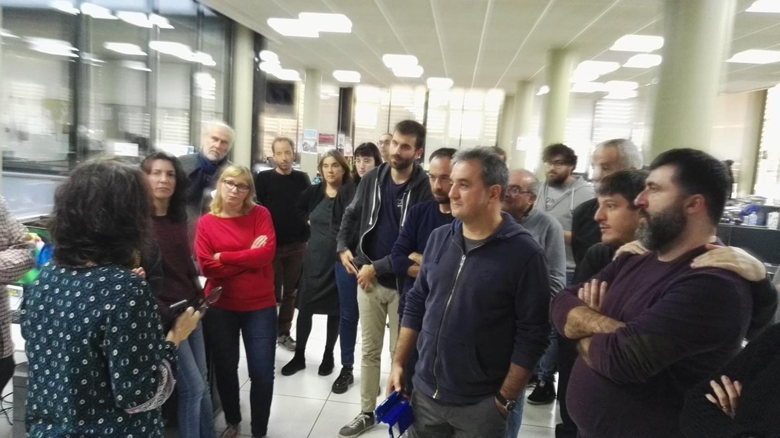 Periodistes del Diario de Mallorca