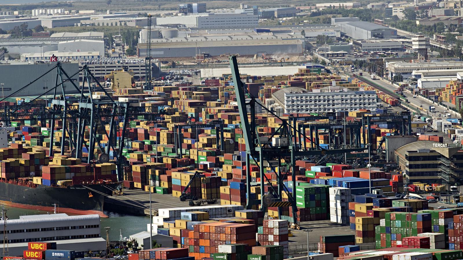 Repunt sorpresa de les exportacions